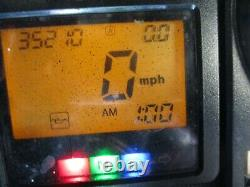 00-01 Honda CBR929 CBR929RR cbr 929 RR 929RR Speedo speedometer tach gauge 35K