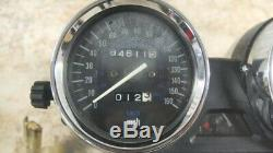 00 ZR ZRX 1100 C ZRX1100 Kawasaki Dash Gauges Speedometer Speedo Tachometer Tach