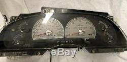 02-03 Ford F-150 Harley Davidson Instrument Gauge Cluster Speedometer Speedo OE
