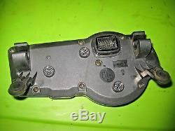 03-04 Suzuki GSXR 1000 gsxr1000 Speedo speedometer tach gauge cluster 6740 Miles