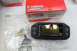 04-06 Yamaha Rhino 660 Oem Speedo Tach Gauges Display Cluster Speedometer