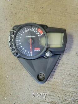 05 06 Suzuki GSXR 1000 Cluster Gauge Speedometer Speedo Tach GSXR1000 14K Miles
