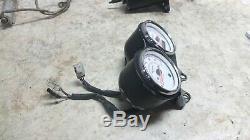 05 Polaris Victory Hammer S Gauges Meter Speedometer Speedo Tachometer Tach