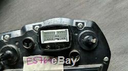 06 07 Suzuki GSX-R 750 600 Gauge Cluster dash speedo 4k miles GSXR 2006 2007 OEM