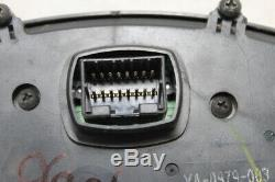 06 07 Yamaha Yzf R6 Speedo Tach Gauges Display Cluster Speedometer Tachometer 5k