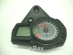 07-08 Suzuki Gsxr 1000 Gsx-r Speedo Tach Gauges Display Cluster Speedometer