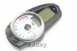 07-09 Kawasaki Z1000 Speedo Speedometer Display Gauge Gauges Clock Cluster Tach