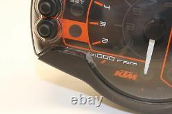 08-11 Ktm Super Duke 990 Speedo Tach Gauges Display Cluster Speedometer Tach Oem