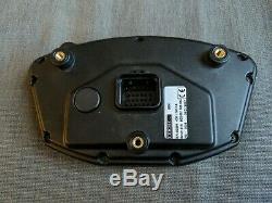 08-13 Ducati 848 evo 1098S 1198 Gauge Cluster 4k mil Speedo Dash Keys immo code