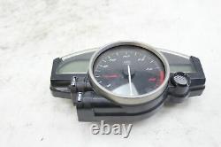 08-16 Yamaha Yzf R6 Speedo Tach Gauges Display Cluster Speedometer Tachometer