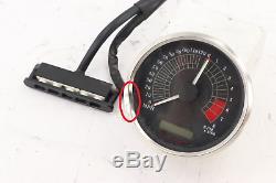 08 Harley Sportster XL 1200 Speedometer Speedo Tachometer Tach Gauge Combination