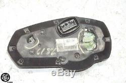 09 10 11 12 Kawasaki Ninja Zx6R Speedometer Cluster Tach Gauge Speedo 6K X