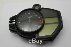 09 10 11 Yamaha R1 Speedo Gauges Display Cluster Speedometer Tachometer Good