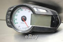 09-12 Kawasaki ZX6R ZX6 Gauges Speedo Tach Cluster Speedometer 4K