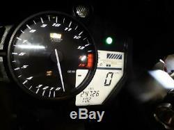 09 14 2009 2014 Yamaha Yzf R1 Oem Gauges Tach Speedo Cluster 24,726 M R167
