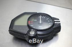 09-14 2014 Yamaha R1 Gauges Speedo Tach Cluster Speedometer 3K