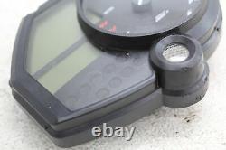 09-14 Yamaha Yzf R1 Speedo Tach Gauges Display Cluster Speedometer Tachometer