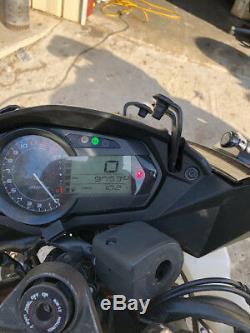 10-13 Kawasaki Z1000 Speedo Tach Gauges Display Cluster Speedometer Tachometer
