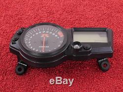 12K mile GSXR600 SPEEDOMETER 04-05 GSXR 600/750 gauges speedo meter dash cluster