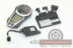 13-16 Street Triple Speedo Speedometer Display Gauge Gauges Clock Cluster Tach