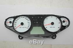 15 16 17 Victory Magnum X1 Speedo Gauges Display Cluster Speedometer Low Miles