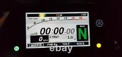 15-19 Yamaha Yzf R1 Oem Speedo Tach Gauges Display Cluster Speedometer D4