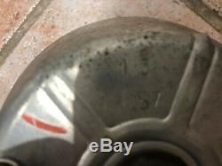 190sl Speedometer-tachometer-water Gauge