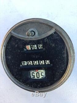 1926 1927 Chevy Chevrolet Buick Vintage Dash Instrument Gauge Speedo Speedometer