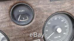 1967 1968 Mercury Cougar XR7 GAUGE CLUSTER with Speedometer TACHOMETER Original