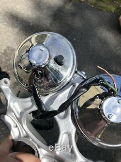 1969 Honda CB750 K0 Sandcast speedometer speedo gauge tach triple unicorn 972mi