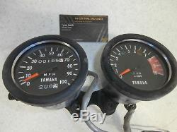 1971 Yamaha Ct1 175 CT175 Genuine Tachometer Speedometer Dash Gauge Meter Speedo