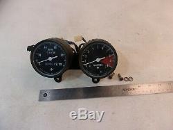 1972 Suzuki Rv125 Rv 125 Speedometer Tachometer Assembly Speedo Tach Gauges