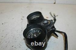 1974 74 Kawasaki H1 500 Speedo Tach Gauges Cluster Speedometer Tachometer