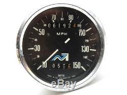 1975 Smiths Speedometer Norton Commando Mkiii Speedo Gauge 150 4003