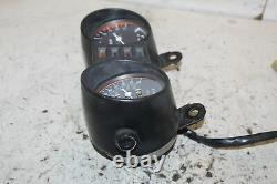 1978 78 Suzuki Gs1000e Gs1000 Gs 1000 Speedo Tach Gauges Cluster Speedometer