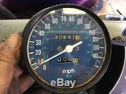 1978 Honda Cb750k Four Gauges Meter Speedo Tach Speedometer Cluster