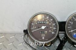1978 Suzuki Sp370 Speedo Instrument Cluster Speedometer Tachometer 34210-32411