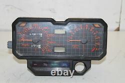 1983 83 Honda Nighthawk 650 Cb650sc Cb650 Speedo Tach Gauges Cluster Speedometer