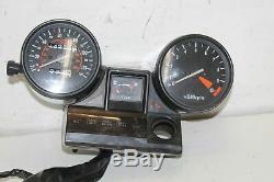 1983 83 Honda Shadow 500 Vt500c Vt500 Speedo Tach Gauges Cluster Speedometer