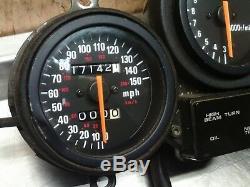 1988-1991 Suzuki RGV250 RGV 250 VJ21 Clocks speedo instrument 17142 miles R4