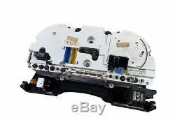 1989 BMW E24 635CSi Automatic Instrument Cluster Speedometer Tachometer OEM