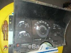 1991 C/k Truck Tach Speedometer Cluster Guage Instrument Odometer Dash Display