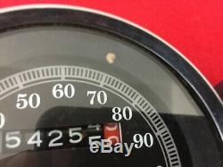 1991 Harley Fxrs Speedometer Tachometer Tach Dyna Sportster Speedo Mount Fxr