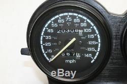 1991 Honda Hawk Gt 650 Speedo Tach Gauges Display Cluster Speedometer Tachometer