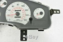 1993-1995 Toyota MR2 OEM Gauge Cluster 2.0L Turbo Speedometer Tachometer Speedo