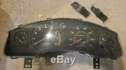 1993-1995 Toyota MR2 OEM USDM NA Gauge Cluster Speedometer Tachometer Speedo