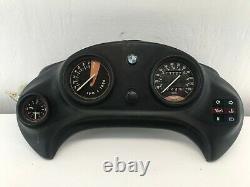1997 97-99 Bmw F650 650 Funduro Gauge Cluster Cover Speedometer Speedo Tach