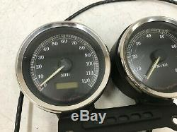 1997 Harley Davidson Dyna Speedometer Speedo Tac Gauge Instrument Cluster 24k