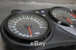1999 2000 Honda Cbr600f4 Speedo Gauge Display Cluster Speedometer Tachometer