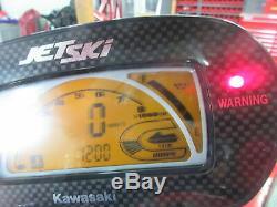 1999 Kawasaki Jet Ski Ultra 150 Speedo Tach Gauges Display Cluster Speedometer